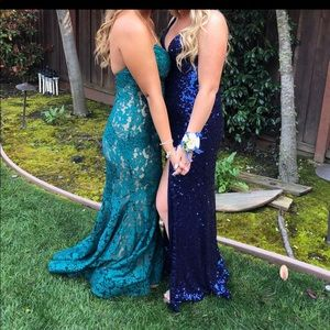 Jovani Size 6 Prom Dress